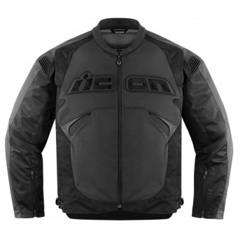 Motorcycle Jackets ICON Sanctuary Jacket Stealth