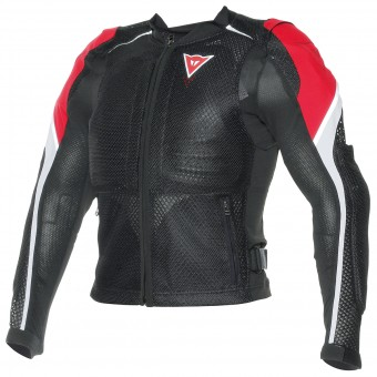 Motorcycle Jackets Dainese Sport Guard Black Red