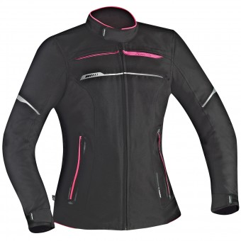 Motorcycle Jackets Ixon Zetec Lady HP Black Pink