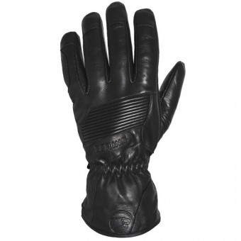 Motorcycle Gloves Bering Coltrane Black