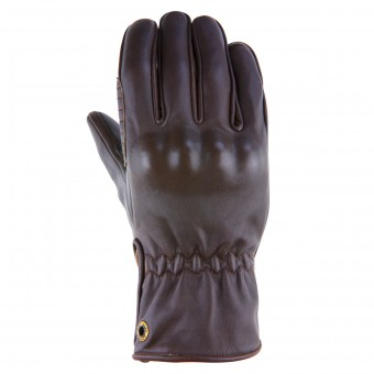 Motorcycle Gloves V'Quattro Dust Brown