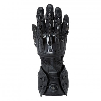 Motorcycle Gloves Knox Handroid MKIII All Black