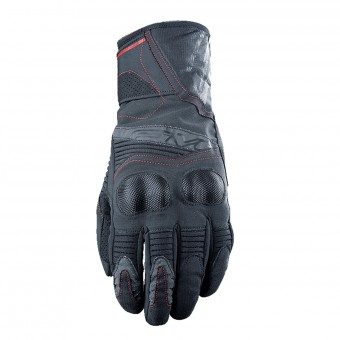 Motorcycle Gloves Five WFX2 WP Black