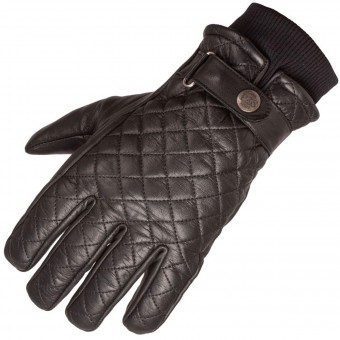 Motorcycle Gloves Ride & Sons Bullit Black