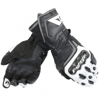Motorcycle Gloves Dainese Carbon D1 Black Anthracite