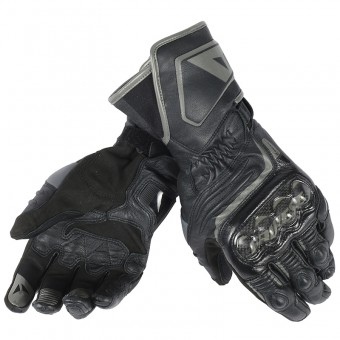 Motorcycle Gloves Dainese Carbon D1 Black