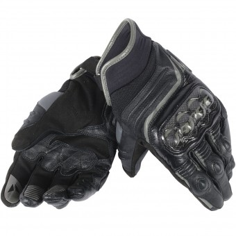 Motorcycle Gloves Dainese Carbon D1 Short Black