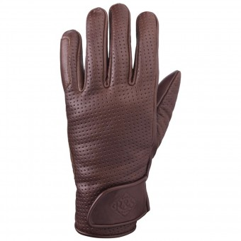 Motorcycle Gloves Ride & Sons Daytona Tabacco