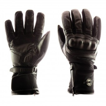 Motorcycle Gloves Darts Fargo Black