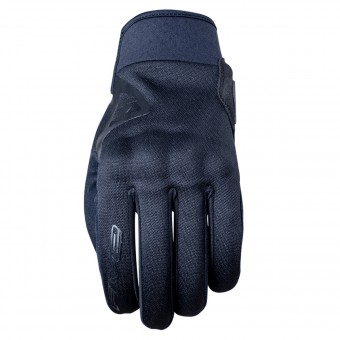 Motorcycle Gloves Five Globe Black