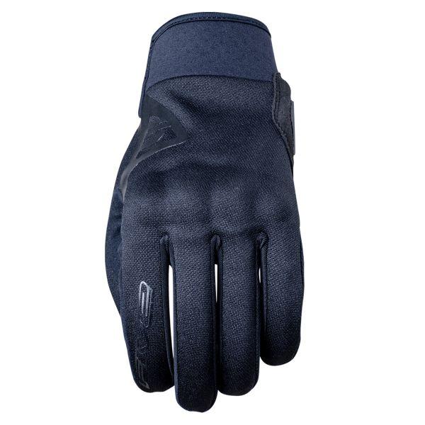 Motorcycle Gloves Five Globe Black