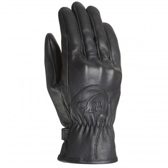 Motorcycle Gloves Furygan GR 2 Black