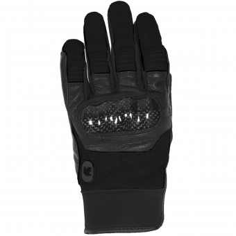 Motorcycle Gloves V'Quattro Grind Kid Black