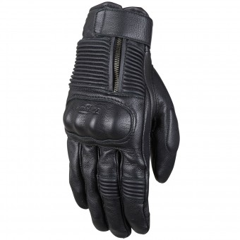 Motorcycle Gloves Furygan James D30 Black