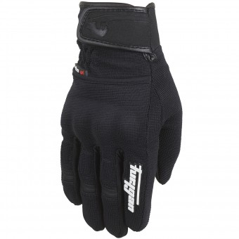 Motorcycle Gloves Furygan Jet Evo II Lady Black
