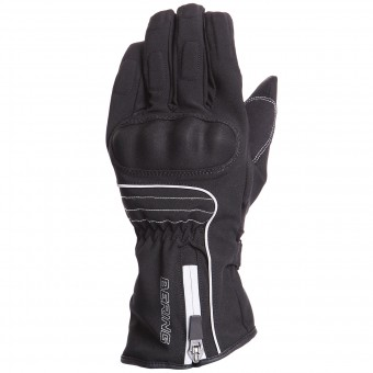 Motorcycle Gloves Bering Lady Auria Evo Black