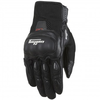 Motorcycle Gloves Furygan Lancaster Black