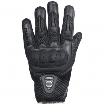Motorcycle Gloves Darts Leader Black