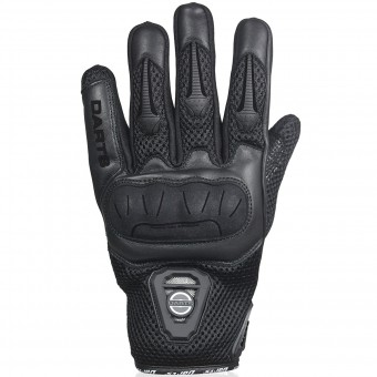 Motorcycle Gloves Darts Leader Lady Black