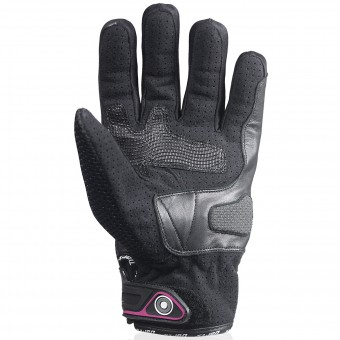 Motorcycle Gloves Darts Leader Lady Fushia