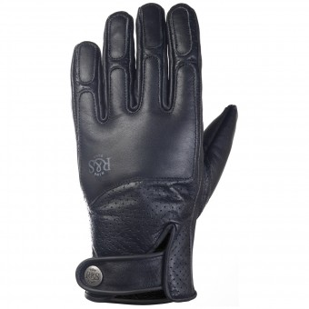 Motorcycle Gloves Ride & Sons Lord Black