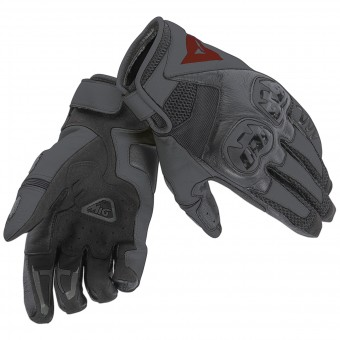 Motorcycle Gloves Dainese Mig C2 Black