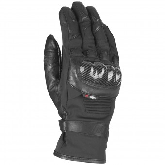 Motorcycle Gloves Furygan Ocelot Black