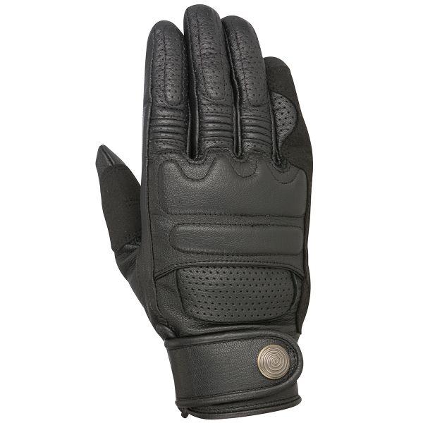 Motorcycle Gloves Alpinestars Oscar Robinson Black