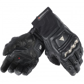 Motorcycle Gloves Dainese Race Pro In Black