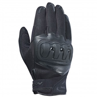 Motorcycle Gloves Ixon RS Loop Black