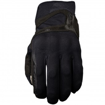Motorcycle Gloves Five RS3 Black
