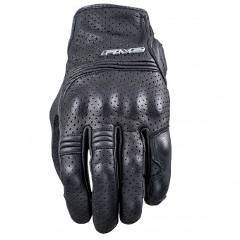 Motorcycle Gloves Five Sport City Black