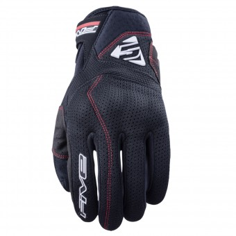 Motorcycle Gloves Five TFX Air black