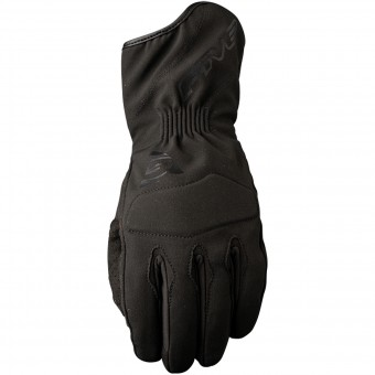 Motorcycle Gloves Five WFX3 WP Black
