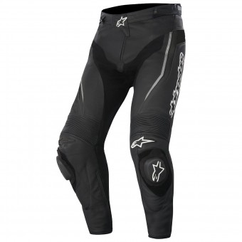 Motorcycle Trousers Alpinestars Track Pant Blackack