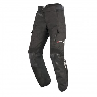 Motorcycle Trousers Alpinestars Andes V2 Drystar Black Pants