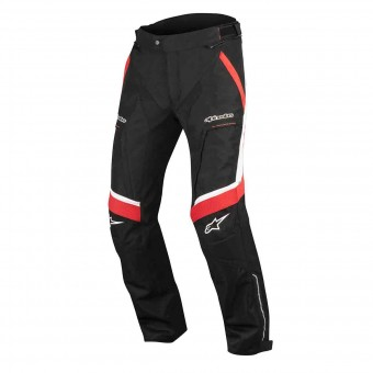 Motorcycle Trousers Alpinestars Ramjet Air Black Red White