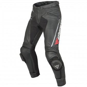 Motorcycle Trousers Dainese Delta Pro C2 Black