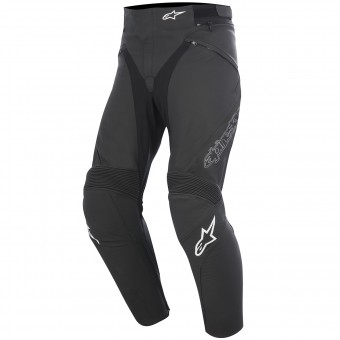 Motorcycle Trousers Alpinestars Jagg Leather Black