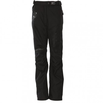 Motorcycle Trousers Bering Lady Keers Black