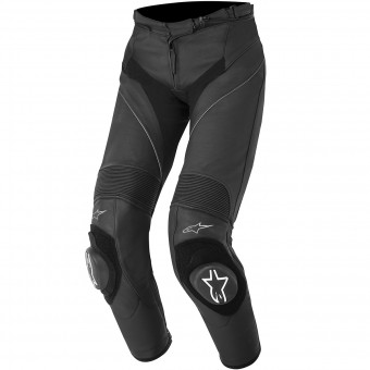 Motorcycle Trousers Alpinestars Stella Missile Black Charcoal