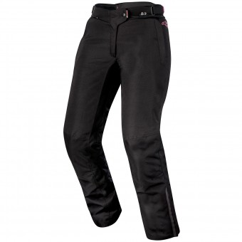 Motorcycle Trousers Alpinestars Stella Protean Drystar Black Purple