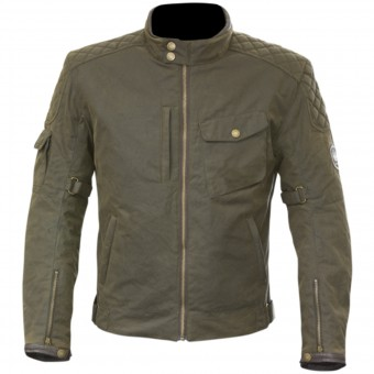 Motorcycle Jackets Merlin Hamstall Wax Cotton Brown