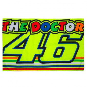 Novelty Items VR 46 Flag Stripes VR46 Yellow