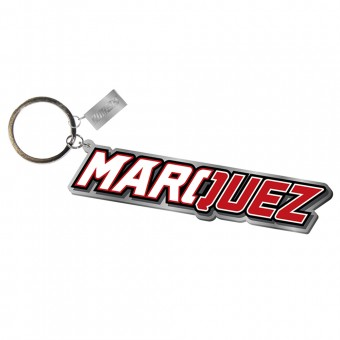 Novelty Items Marquez 93 Metal Key Holder Red MM93