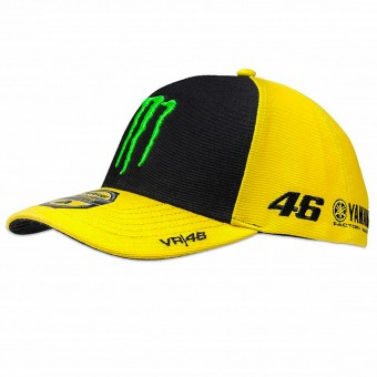 Motorcycle Caps VR 46 Cap Monster Sponsor VR46