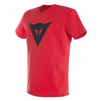 Motorcycle T-Shirts Dainese Speed Demon Red Black