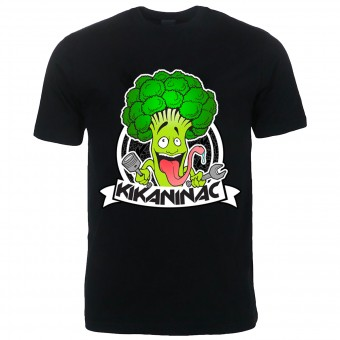 Motorcycle T-Shirts Kikaninac Broco Black