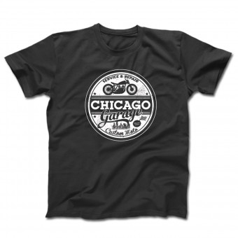Motorcycle T-Shirts HARISSON Chicago