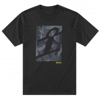 Motorcycle T-Shirts ICON Cloaking Camo